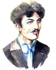 Hieronim Derdowski patron biblioteki w Redzie